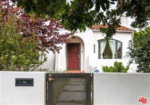 Photo of 1148 VAN BUREN Avenue, Venice, CA 90291 (MLS # 17240424)