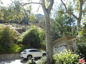 Photo of 2621 MANDEVILLE CANYON Road, Los Angeles , CA 90049 (MLS # 17263426)