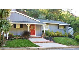 Photo of 3683 LONGVIEW VALLEY Road, Sherman Oaks, CA 91423 (MLS # SR17138429)