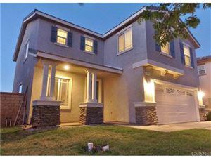 Photo of 2115 RHUBARB Lane, Palmdale, CA 93551 (MLS # SR17189430)