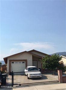 Photo of 1507 PRIETO Street, Santa Paula, CA 93060 (MLS # 217008434)