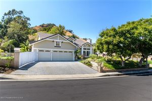 Photo of 8967 MORNING GLOW Way, Sun Valley, CA 91352 (MLS # 817001434)