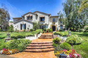 Photo of 4377 PASEO SANTA FE, Thousand Oaks, CA 91320 (MLS # 217005442)