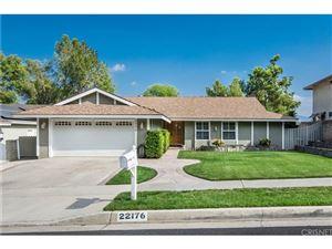 Photo of 22176 CANONES Circle, Saugus, CA 91350 (MLS # SR17218444)