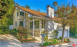 Photo of 2870 WOODWARDIA Drive, Los Angeles , CA 90077 (MLS # 17270448)