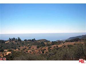 Photo of Malibu, CA 90290 (MLS # 16102452)