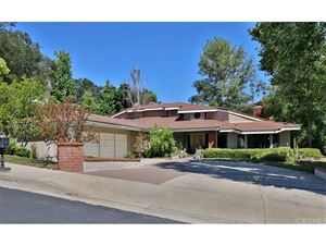 Photo of 23249 BLUE BIRD Drive, Calabasas, CA 91302 (MLS # SR17142454)