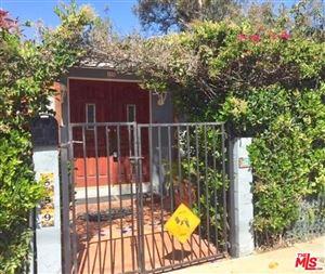 Photo of 559 North LAS CASAS Avenue, Pacific Palisades, CA 90272 (MLS # 17270456)