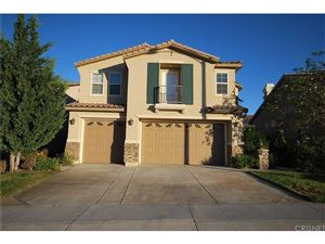 Photo of 17456 WINTER PINE Way, Canyon Country, CA 91387 (MLS # SR17190464)
