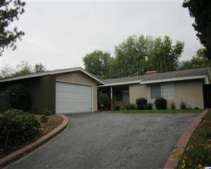 Photo of 3695 East SIERRA MADRE Boulevard, Pasadena, CA 91107 (MLS # 317006465)
