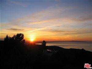 Photo of 401 MOONRISE Drive, Malibu, CA 90265 (MLS # 17294476)