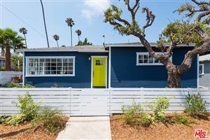 Photo of 803 WOODLAWN Avenue, Venice, CA 90291 (MLS # 17275478)