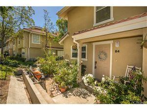 Photo of 2731 ERRINGER Road #84, Simi Valley, CA 93065 (MLS # SR17133483)