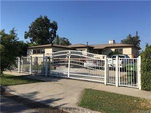 Photo of 9316 DORRINGTON Place, Arleta, CA 91331 (MLS # SR17143489)