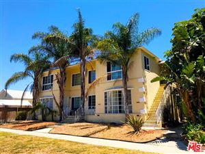 Photo of 1428 South CRESCENT HEIGHTS Boulevard, Los Angeles , CA 90035 (MLS # 17245490)