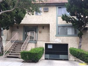 Photo of 240 West VERDUGO Avenue #L, Burbank, CA 91502 (MLS # SR17160490)