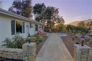 Photo of 493 MONTANA Circle, Ojai, CA 93023 (MLS # 217012494)