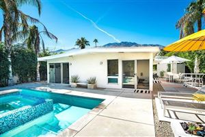 Photo of 550 North CALLE MARCUS, Palm Springs, CA 92262 (MLS # 17282354PS)