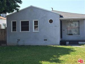 Photo of 1630 West 107TH Street, Los Angeles , CA 90047 (MLS # 17257506)