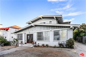 Photo of 1240 South MANHATTAN Place, Los Angeles , CA 90019 (MLS # 17289506)