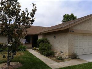 Photo of 42204 VILLAGE 42, Camarillo, CA 93012 (MLS # 217008510)