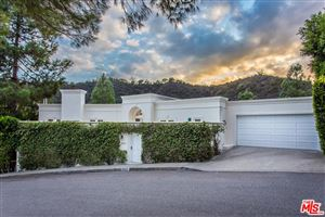 Photo of 1643 CLEAR VIEW Drive, Beverly Hills, CA 90210 (MLS # 17271512)
