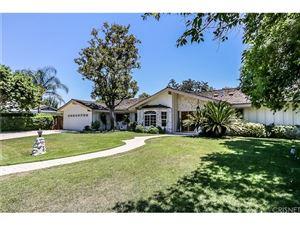 Photo of 9828 CLAIRE Avenue, Northridge, CA 91324 (MLS # SR17143516)