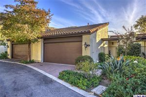 Photo of 2 FAIRCLIFF Court, Glendale, CA 91206 (MLS # 317007522)