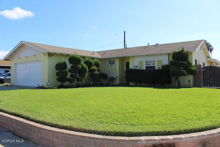 Photo for 530 VINE Place, Oxnard, CA 93033 (MLS # 217013527)