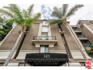 Photo of 585 North ROSSMORE Avenue #308, Los Angeles , CA 90004 (MLS # 17247530)