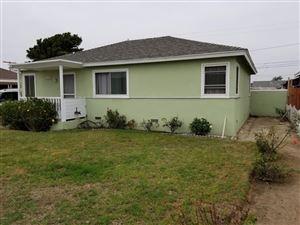 Photo of 161 West IRIS Street, Oxnard, CA 93033 (MLS # 217010532)