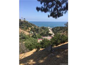 Photo of 0 RAMBLA ORIENTA, Malibu, CA (MLS # SR17161536)