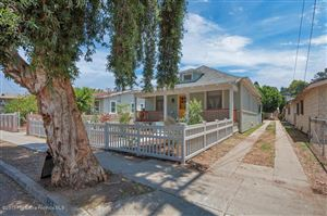 Photo of 343 North AVE 61, Los Angeles , CA 90042 (MLS # 817000541)