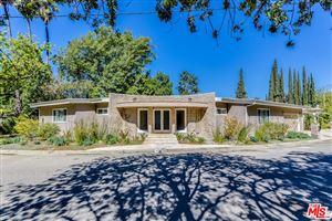 Photo of 3717 BOBSTONE Drive, Sherman Oaks, CA 91423 (MLS # 17278548)