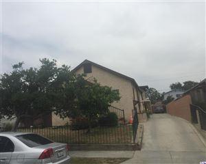 Photo of 2407 HARWOOD Street, Los Angeles , CA 90031 (MLS # 317005558)