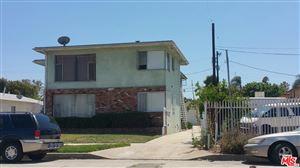 Photo of 1742 West 83RD Street, Los Angeles , CA 90047 (MLS # 17245562)