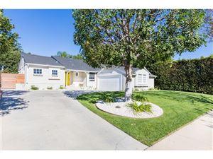 Photo of 12515 MILBANK Street, Studio City, CA 91604 (MLS # SR17157566)
