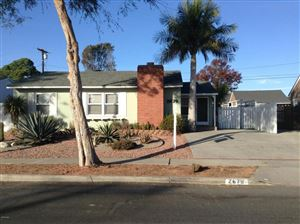 Photo of 2679 SERENO Avenue, Ventura, CA 93003 (MLS # 217013571)