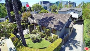Photo of 341 HUNTLEY Drive, West Hollywood, CA 90048 (MLS # 17255580)