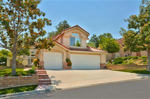 Photo of 376 CLIFFHOLLOW Court, Simi Valley, CA 93065 (MLS # 217008590)