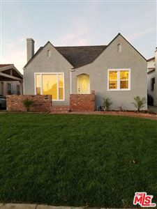 Photo of 4027 West 60TH Street, Los Angeles , CA 90043 (MLS # 17291592)