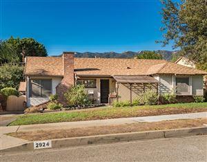 Photo of 2924 MANHATTAN Avenue, Glendale, CA 91214 (MLS # 317006593)