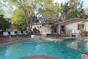 Photo of 3621 SERRA Road, Malibu, CA 90265 (MLS # 17245614)
