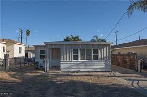 Photo of 1050 ORANGE GROVE Avenue, San Fernando, CA 91340 (MLS # 217012617)
