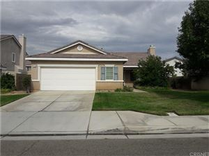 Photo of 43646 PALOMA Street, Lancaster, CA 93536 (MLS # SR17169623)