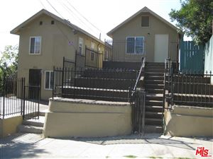 Photo of 473 South SAVANNAH Street, Los Angeles , CA 90033 (MLS # 17250624)