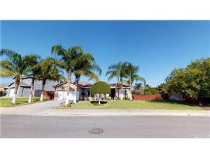 Photo of 1749 North SAGE Avenue, Rialto, CA 92376 (MLS # SR17228627)