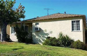 Photo of 3363 HONOLULU Avenue, Glendale, CA 91214 (MLS # 817001640)