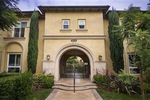 Photo of 480 South LOS ROBLES Avenue #3, Pasadena, CA 91101 (MLS # 817002641)