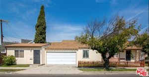 Photo of 8929 KRAMERWOOD Place, Los Angeles , CA 90034 (MLS # 17289646)
